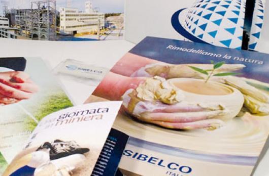 Sibelco Italia - Brochure aziendale