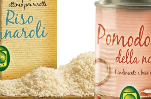 Olio Rinaldi - Riso e Pomodorina