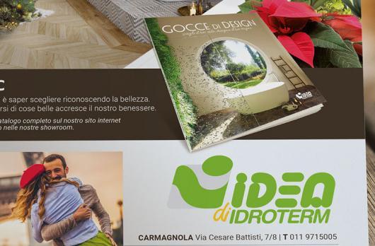 Idea di Idroterm - Campagna istituzionale