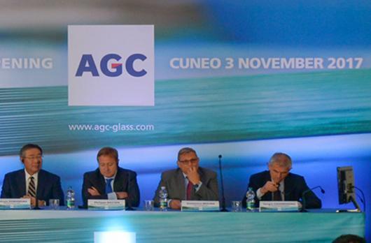 AGC Flat Glass Italia S R L