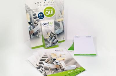 Partners | Easy Up Montascale - Espositore da banco e coordianti