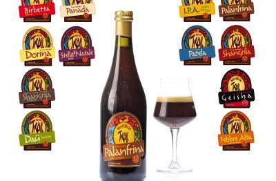 Birra Troll - Etichette Birra
