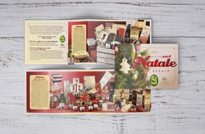 Olio Rinaldi - Catalogo di Natale